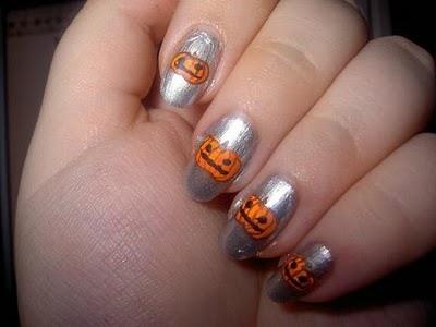 Ideas Para Halloween Decoracion De Unas