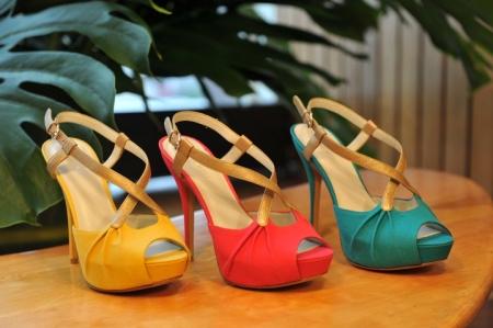 799aff206ac Zapatos primavera verano 2011 Nine West