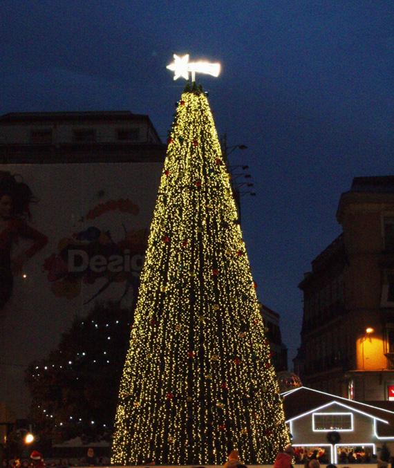 Los mercadillos navide os en madrid en la navidad 2010 for Mercadillos navidenos madrid