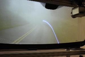 General Motors presenta una luna con realidad aumentada que mejora la visión