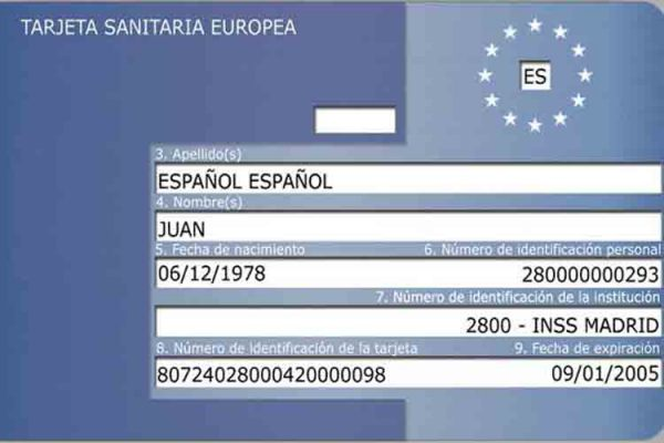 Webs irregulares cobran por la tarjeta sanitaria europea for Oficina virtual de la seguridad social