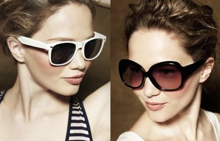 modelos con gafas ray ban