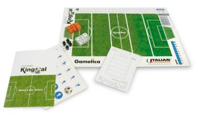 Kingoal un juego de f tbol de mesa llega a espa a for Juego de mesa de futbol