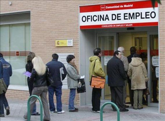 Inscripci n como demandante de empleo a trav s de internet for Inscripcion oficina de empleo