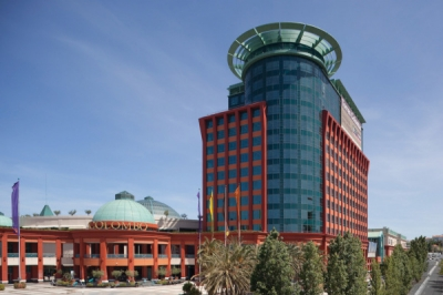 Iberdrola inmobiliaria recibe un premio al mejor edificio for Oficinas iberdrola madrid