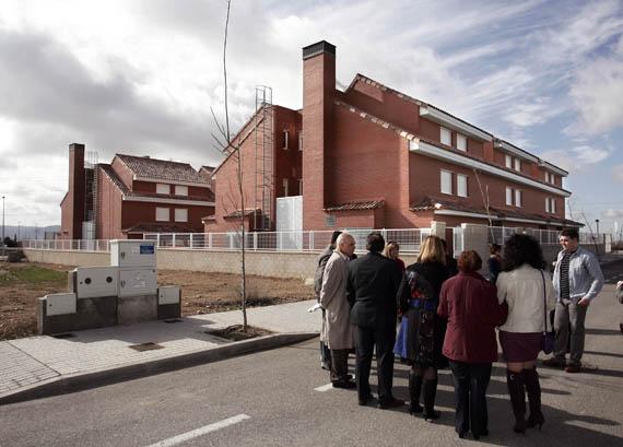 Nueva oficina de vivienda en san sebasti n de los reyes for Viviendas en san sebastian de los reyes