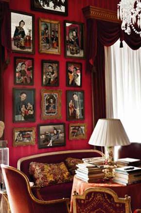Subastan la colecci n de pinto coelho el primer gran - Decorador de interiores madrid ...