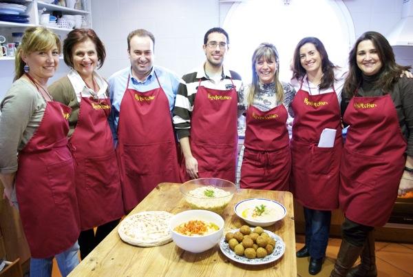 Nuevo curso de cocina libanesa pepekitchen m laga - Cursos de cocina en malaga ...