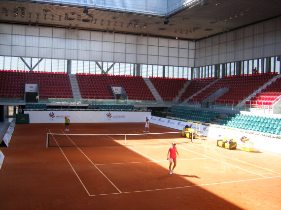 Calendario 2011 de eventos deportivos en madrid for Calendario eventos madrid