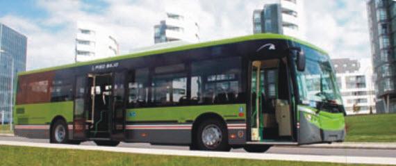 200 autobuses interurbanos nuevos en 2010 y otros 400 en 2011 for Oficinas del consorcio de transportes de madrid puesto 2