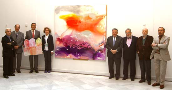 BMW San Rafael >> Cristina Gamón Lázaro gana el XXVI Premio BMW de Pintura