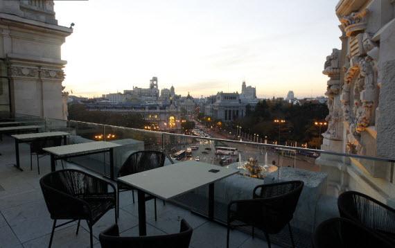 Rincones De Madrid Terrazas En Altura