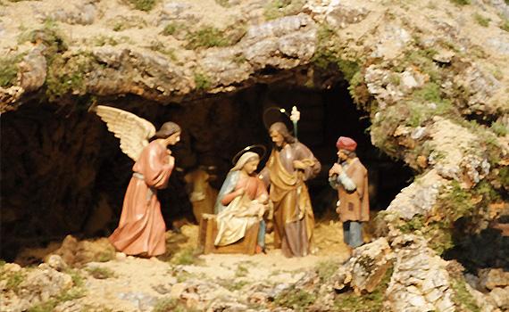 Fotos Esta Navidad Belenes Originales.Una Treintena De Belenes Para Vivir La Navidad 2011 En Madrid