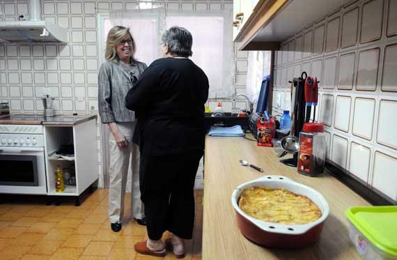 218 personas sin hogar alojadas en pisos y pensiones por - Pisos para una persona madrid ...