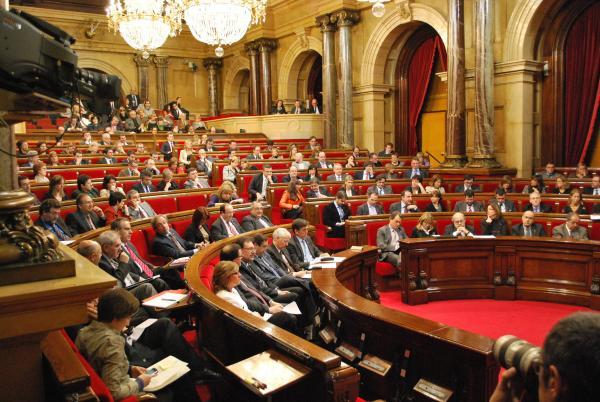 Opiniones de parlamento de cataluna for Parlamento on line