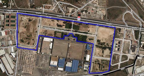 Futuro parque empresarial pegaso city - Ciudad pegaso madrid ...