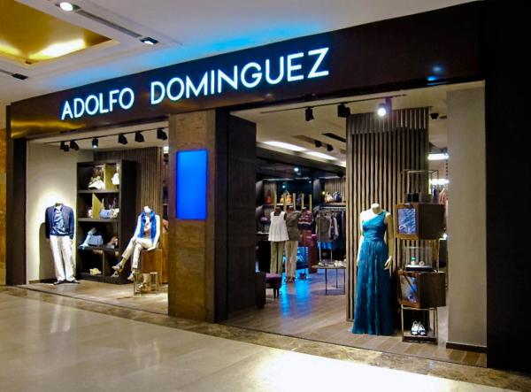 Adolfo dom nguez entra en india con la apertura de su for Tiendas adolfo dominguez valencia