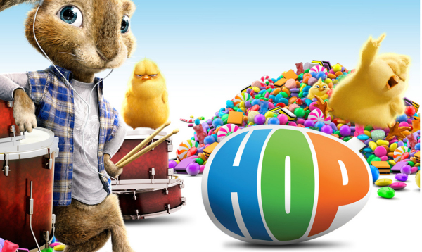 Hop el conejo de pascua quiere ser rockero for El conejo de pascua