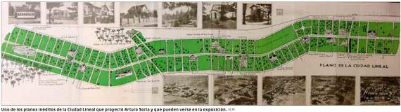 Exposici n arturo soria y la compa a madrile a de for Barrio ciudad jardin madrid