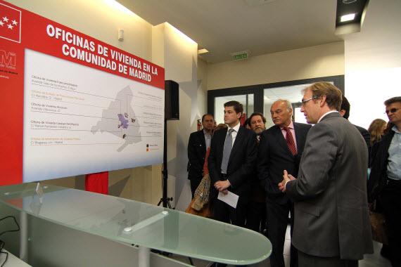 Nueva oficina de vivienda regional en alcorc n for Oficina trafico alcorcon