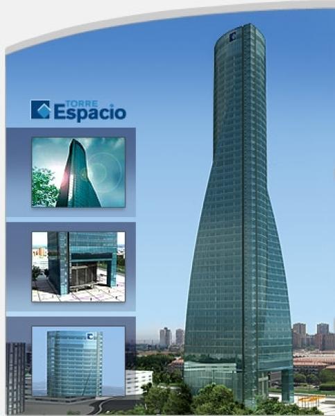 Torre espacio villar mir alcanza una tasa de ocupaci n for Oficinas del inss en madrid capital