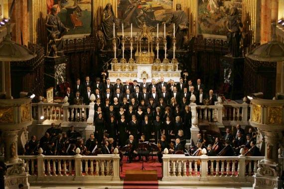 Comienzan los conciertos de m sica sacra este fin de for Eventos en madrid este fin de semana