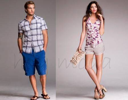 zapatos casuales gran variedad de nueva llegada Ropa Express verano 2011 para él y ella