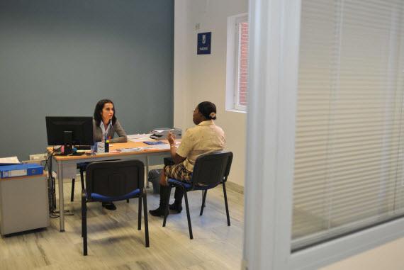 Carabanchel y tetu n tendr n en 2012 nuevas oficinas de for Oficina de empleo carabanchel
