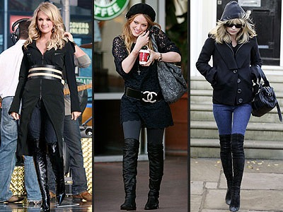 las botas son uno de los calzados ms populares entre las mujeres de todas las edades si bien siempre fueron la mejor opcin para los das fros y la moda