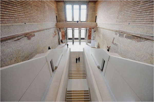 David chipperfield recibe en barcelona el premio de for Chipperfield arquitecto