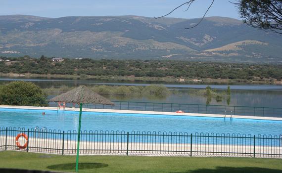 El pr ximo fin de semana abrir la piscina de riosequillo for Piscinas naturales buitrago