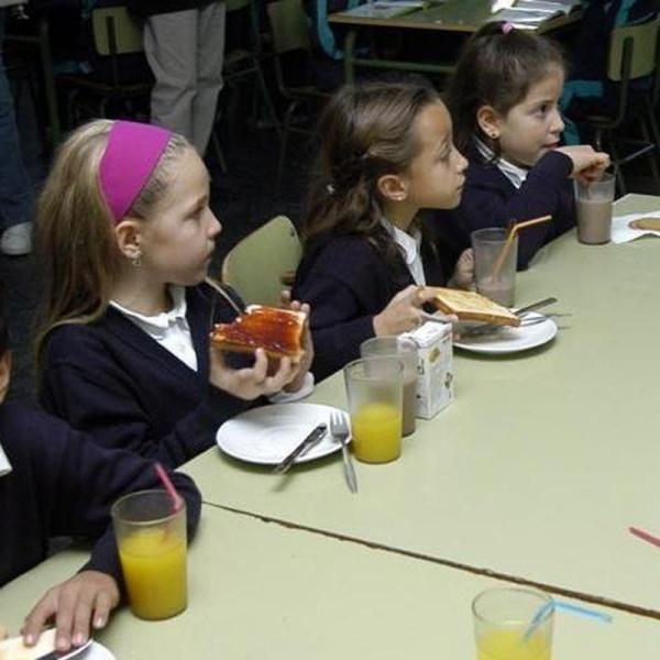 Reus suprime las ayudas de comedor escolar a las familias for Ayudas para comedor escolar