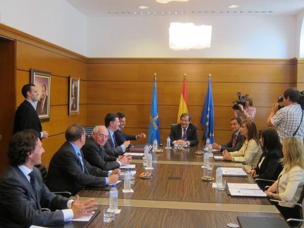 gobierno del principado de asturias: