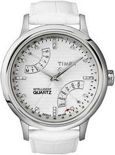 600f10bfb3f5 Lo mejor de la tecnología y del estilo  Timex IQ Calendario Perpetuo