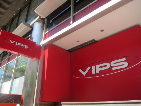 grupo vips: