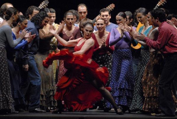El Teatro Cuyás, listo para vibrar con la Compañía Antonio Gades