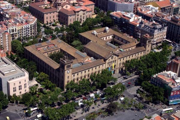 La universidad de barcelona y la uab entre los mejores for Universidad de moda barcelona