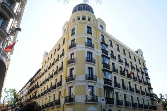 6 edificios y locales del ayuntamiento de madrid de nuevo for Barclays oficinas madrid