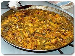 Recetas De Cocina Española Paella Valenciana | Paella Valenciana