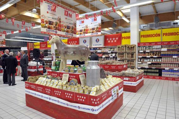 Alimentos de madrid en los supermercados e leclerc - Supermercados fuenlabrada ...