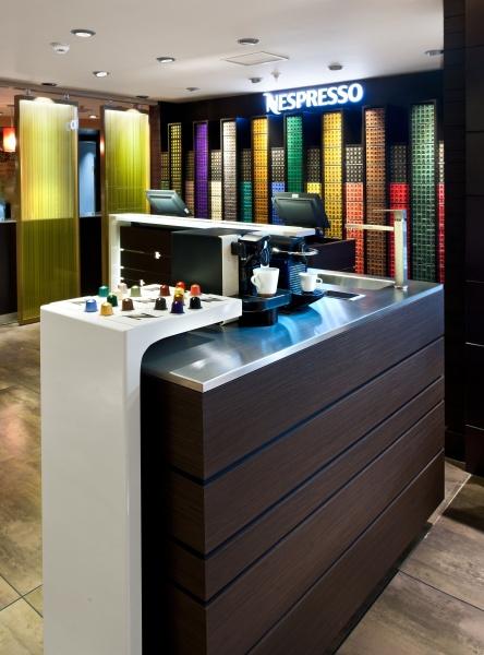 Nespresso denuncia a sara lee marcilla en espa a por for Nespresso firma