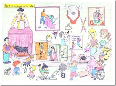 Venezuela Taurinacom I Concurso Infantil de Dibujo Taurino de Mrida