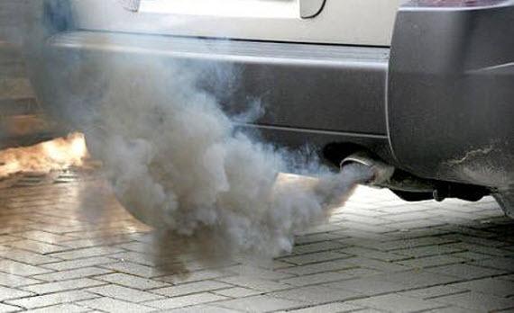 Contaminacion por medios de transporte