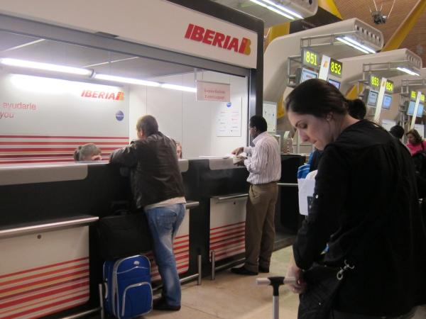 Los pilotos de Iberia han convocado 24 días de huelga durante los meses de  marzo 828b9a5402c