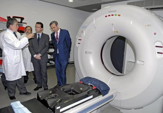 5 Equipos De Radioterapia Para Los Hospitales La Paz La