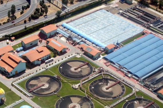 Nueva estaci n depuradora de aguas residuales edar del for Depuradora aguas residuales