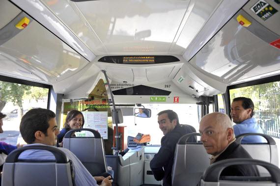 Nuevos Paneles Informativos En Las Paradas De Autob 250 S De
