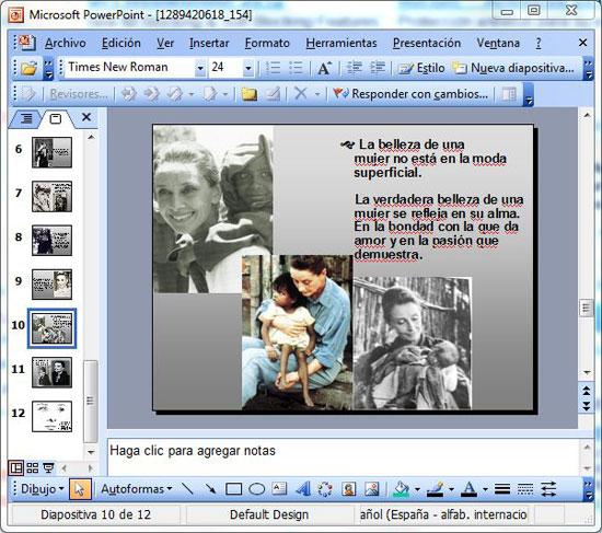 Como Hacer Una Presentacion En PowerPoint