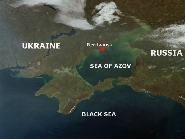 Mar de Azov se volvió rojo sangre Mar-azov-volvio-rojo-sangre_4_1318618