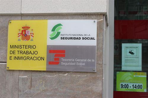 Tesorer a general de la seguridad social for Tesoreria seguridad social vitoria